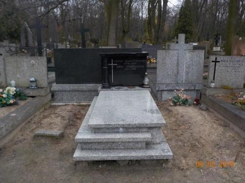 Opieka nad grobem na Cmentarzu Bródnowskim